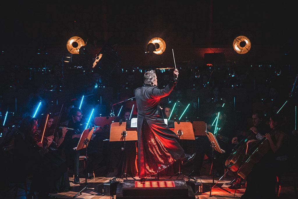 La Film Symphony Orchestra volverá el 7 de marzo a Zaragoza tras agotar las entradas para el concierto de este sábado en el Auditorio