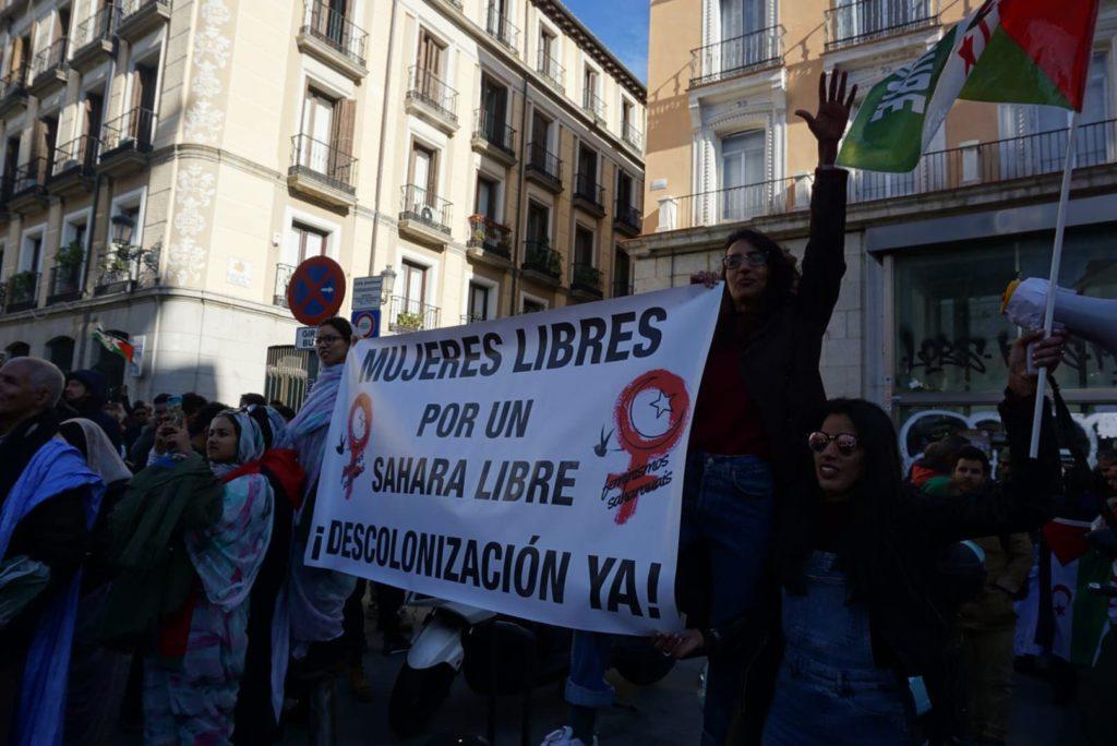 Ni las mujeres saharauis ni el Sáhara Occidental somos territorios de conquista