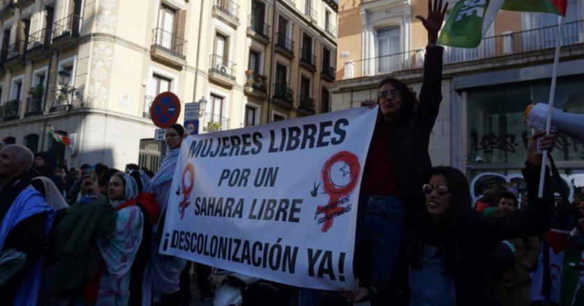 feminismos saharauis nacionalidad