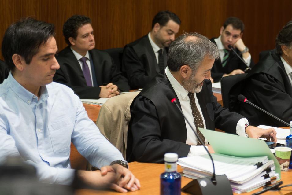 El juez desestima el recurso de la defensa de Rodrigo Lanza contra el auto de prorroga de prisión