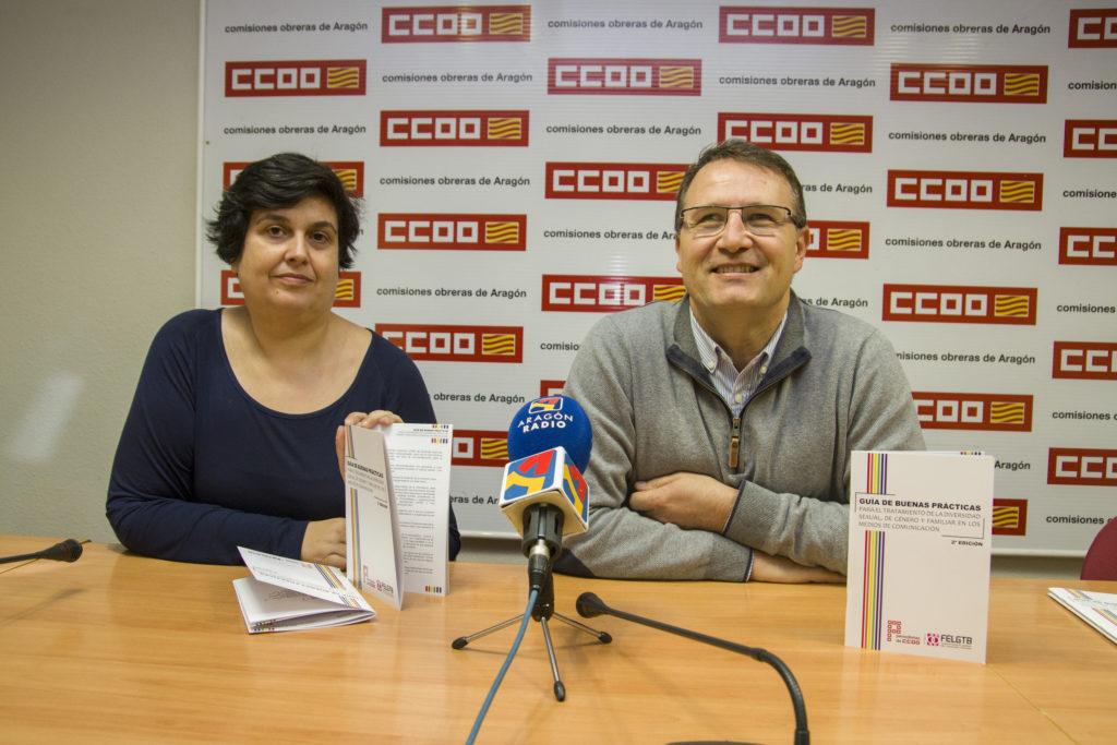 """CCOO """"anima"""" a los medios de comunicación a utilizar un lenguaje """"inclusivo y cohesionador"""""""
