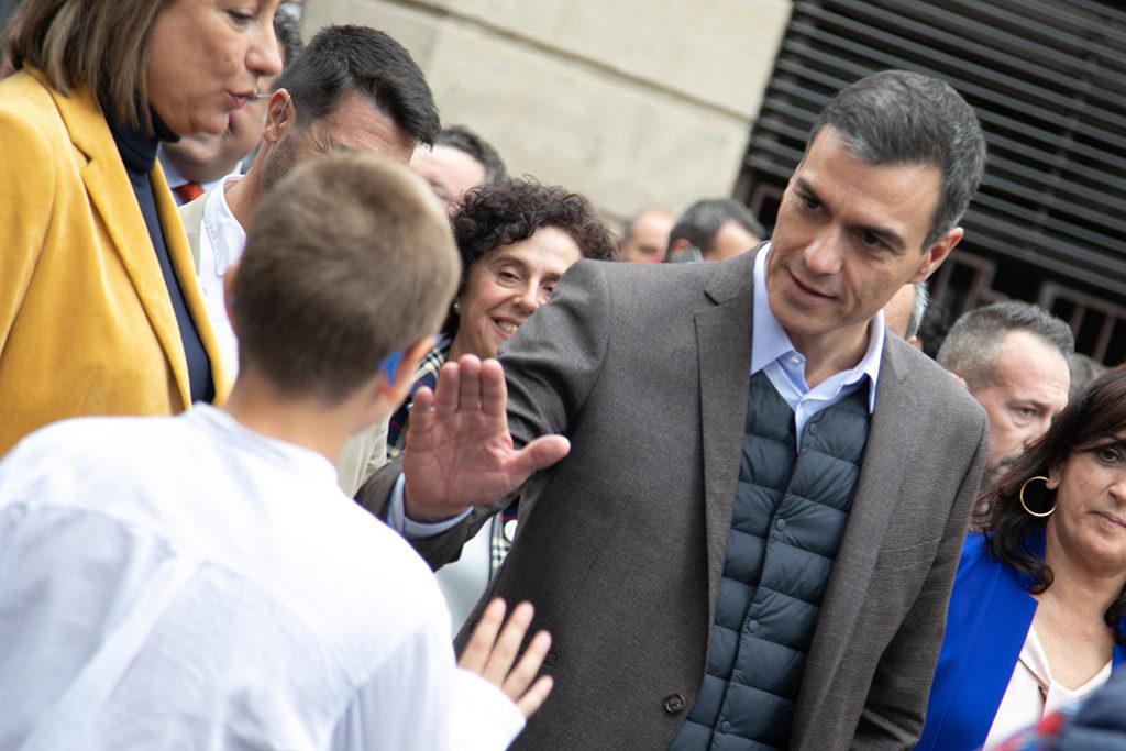 Pedro Sánchez fracasa ganando: su repetición de elecciones repite resultados ¿bucle infinito?