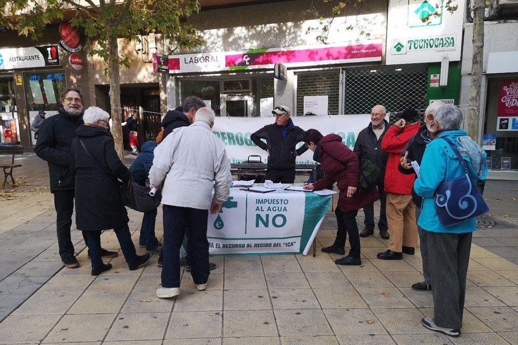 La RAPA lanza un órdago a Olona: se encerrarán en la FABZ en un paso más en la lucha contra el ICA