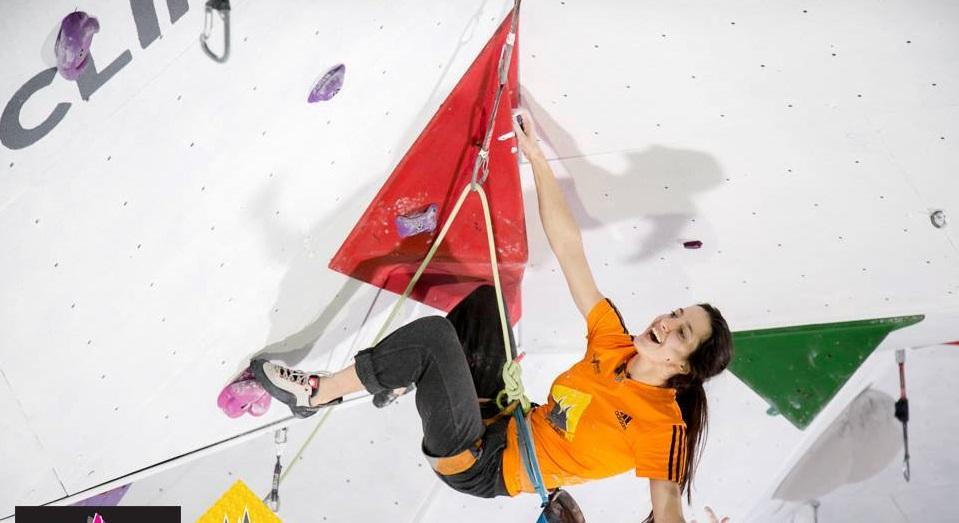 Los escaladores y escaladoras aragonesas logran seis medallas en el Campeonato estatal celebrado en Nafarroa