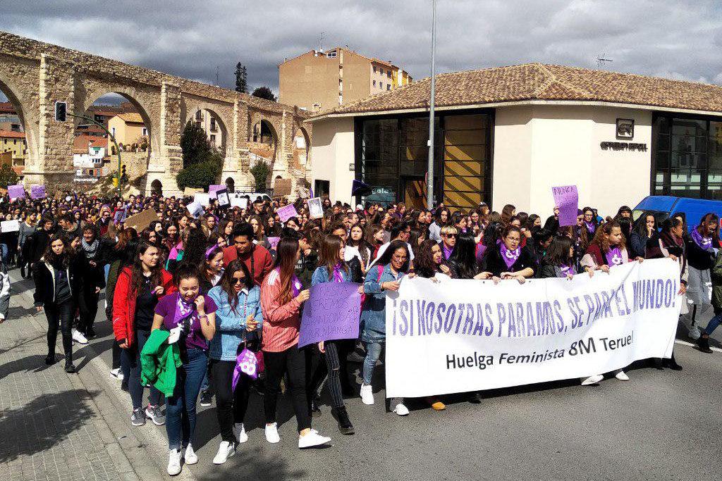 25N: Aragón por el Día Internacional para la Eliminación de la Violencia Machista