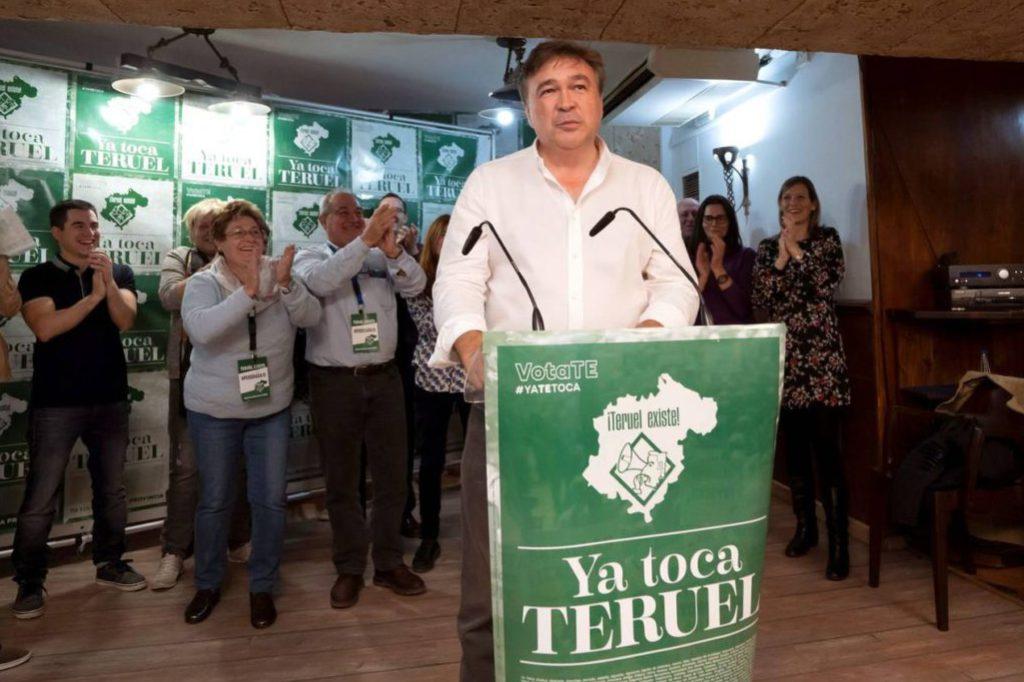 Análisis sociológico y politológico del triunfo electoral de Teruel Existe