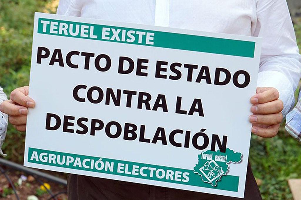 En Aragón vuelve a ganar el PSOE, Cs se queda fuera y Teruel Existe confirma su éxito