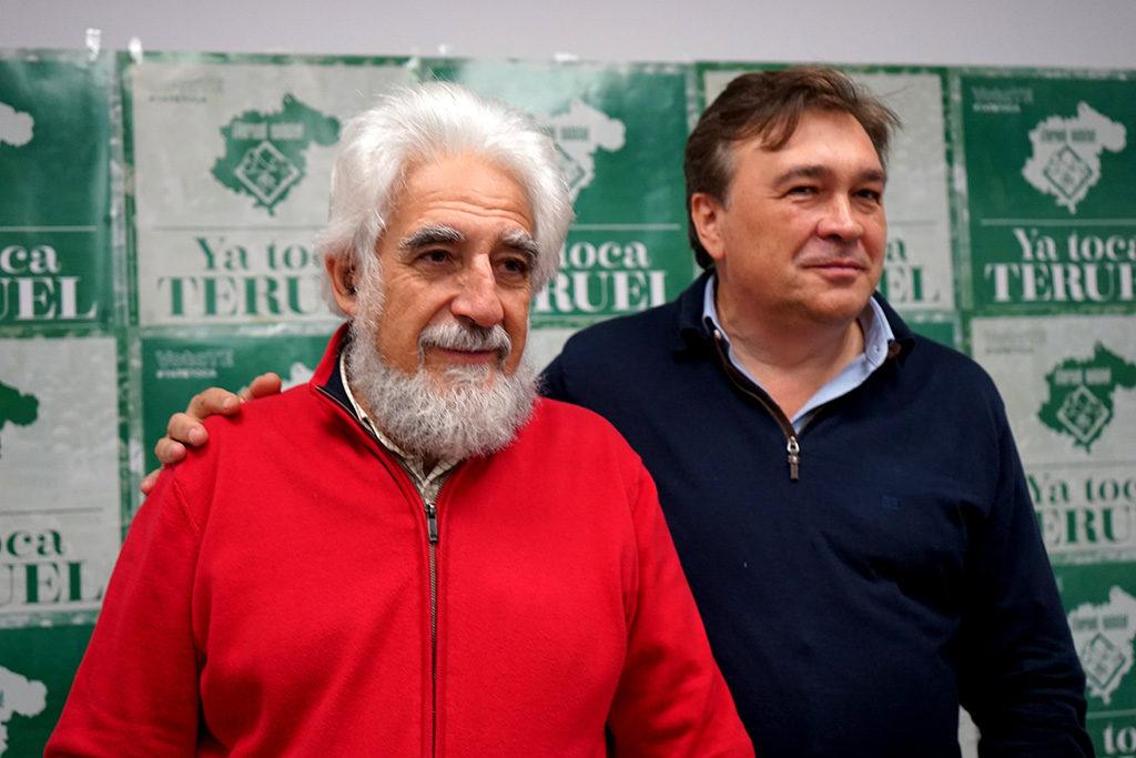 Tomás Guitarte: «Nuestra única obediencia es el cumplimiento de las promesas hechas a Teruel»