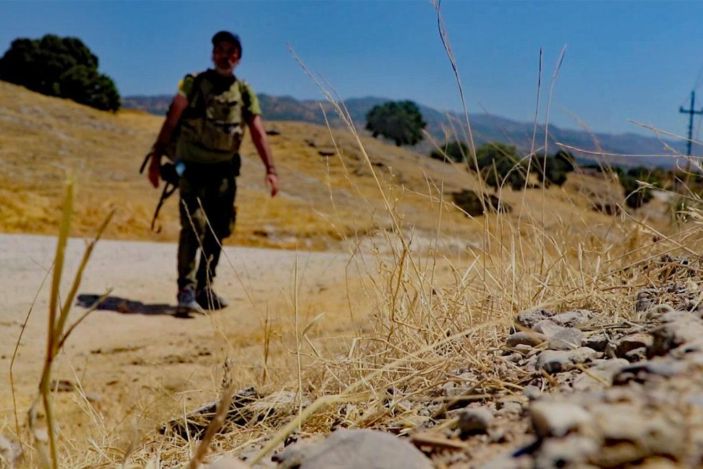 Si te dicen que caí en Rojava