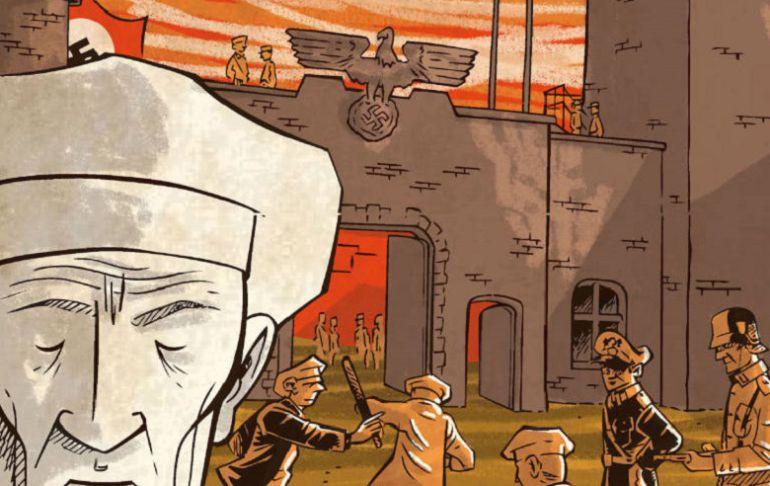 La memoria histórica llega al Salón del Cómic de Zaragoza con La Pantera Rossa