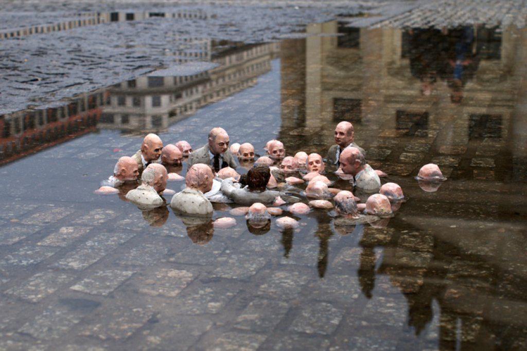 Cumbre climática por la Autofagia