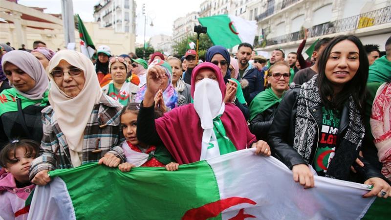 Argelia: la historia de un pueblo que no se rinde
