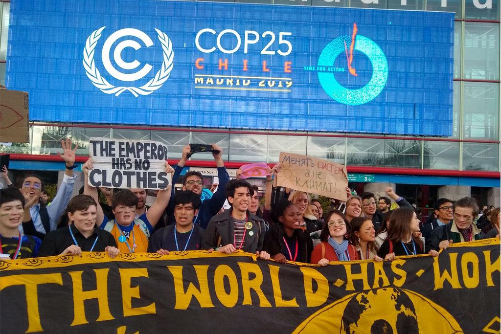 El mundo grita emergencia y los gobiernos se tapan los oídos