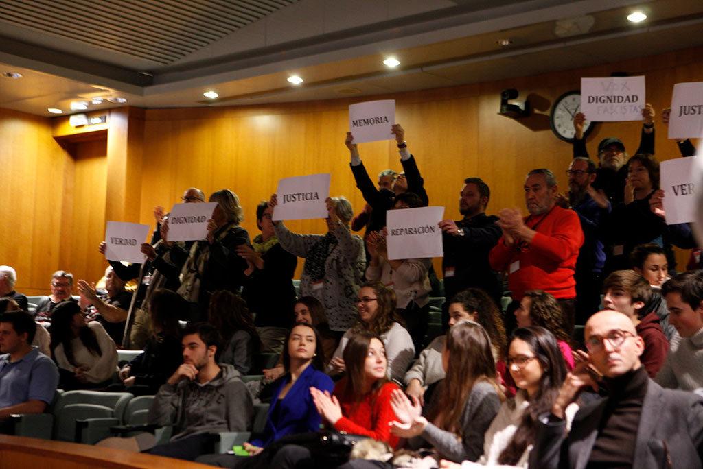 Las Cortes de Aragón apoyan la propuesta de IU de llevar a la práctica la Ley de Memoria Democrática