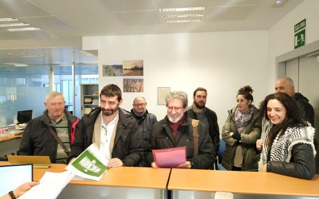 IU presenta 115 alegaciones al proyecto de teleférico para subir al ibón de Ip