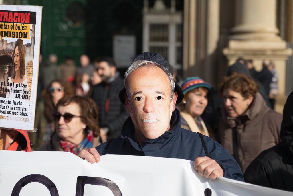 La huelga indefinida de FCC se hace inevitable tras el silencio del Gobierno del trifachito