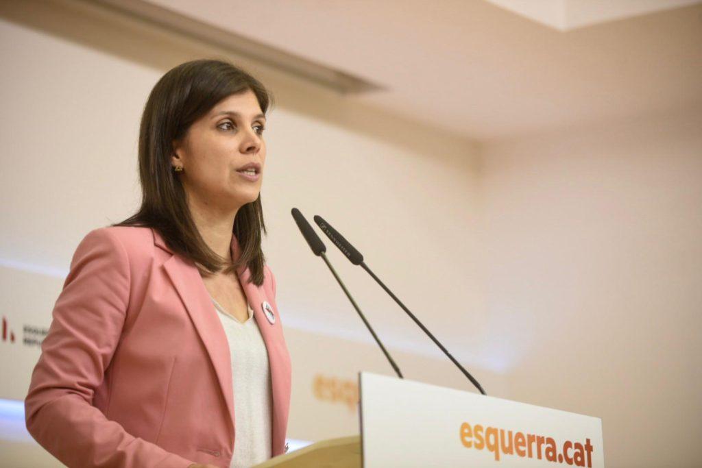 🔴 ERC: «El PSOE tiene la oportunidad abandonar la vía de lajudicialización y activar la política para resolver el conflicto político, como no hizo el PP»