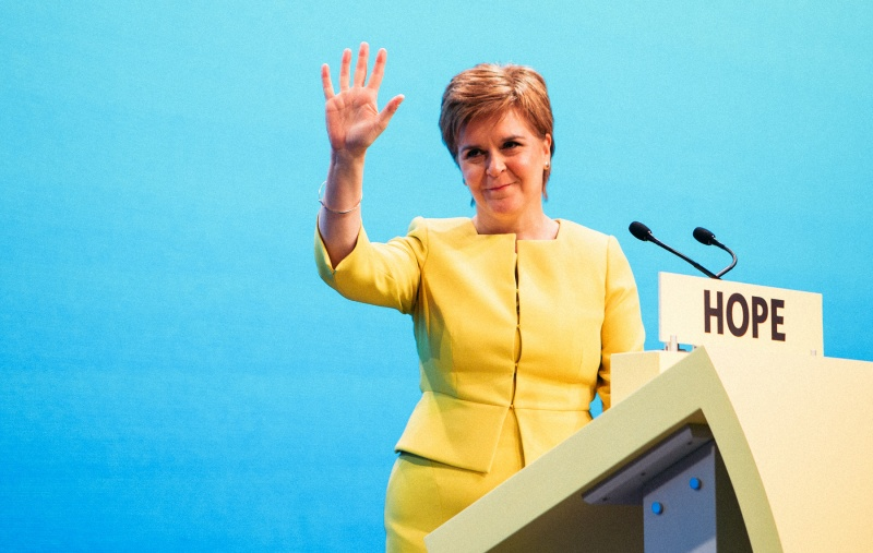 Sturgeon: «Con cada democracia que niega un referéndum, aumentará el apoyo a la independencia»