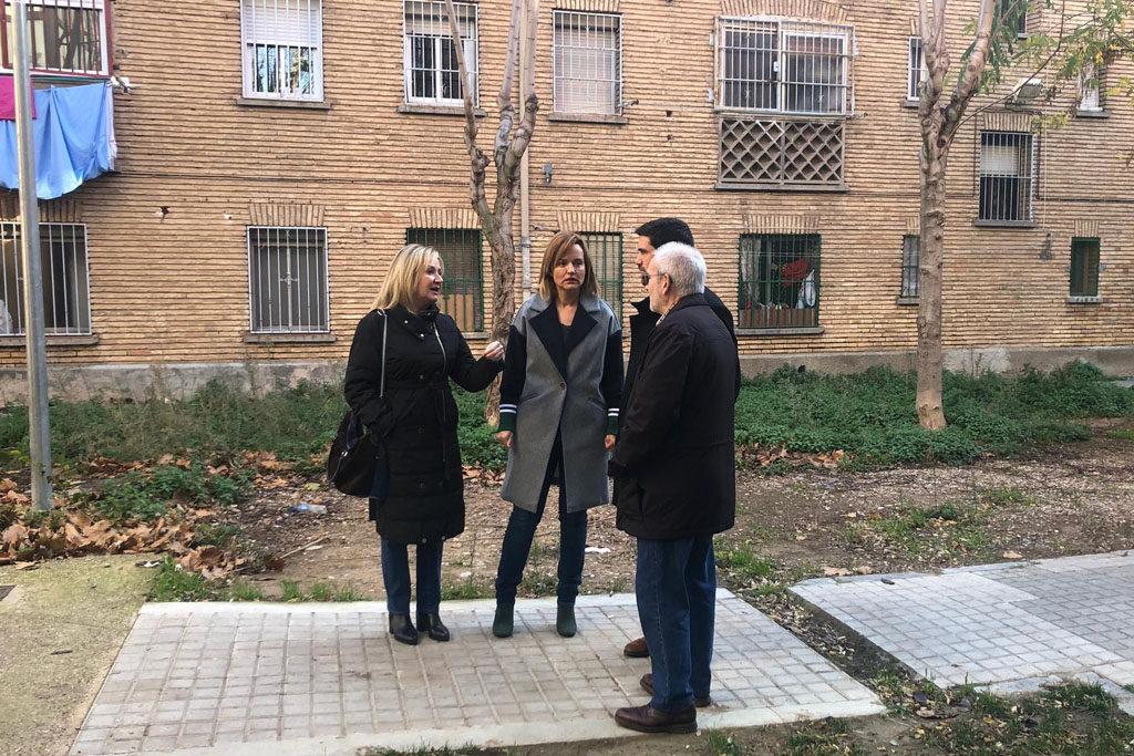Alegría critica a Azcón por dejar a los barrios que menos le votaron «sin Navidad, limpieza ni inversiones»