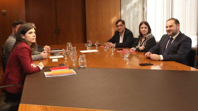 🔴 PSOE y ERC constatan«avancesen la definición de los instrumentos necesarios para encauzar el conflicto político»