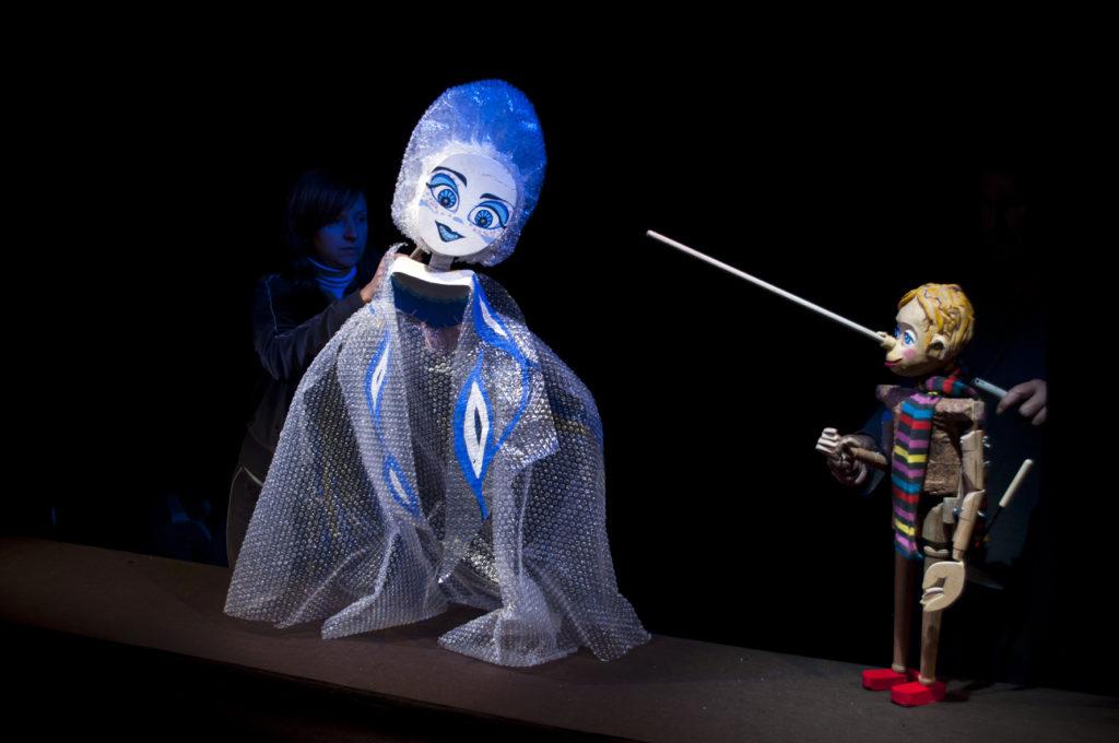 Teatro Arbolé presenta la obra 'Pinocho', el más titiritero de sus cuentos clásicos
