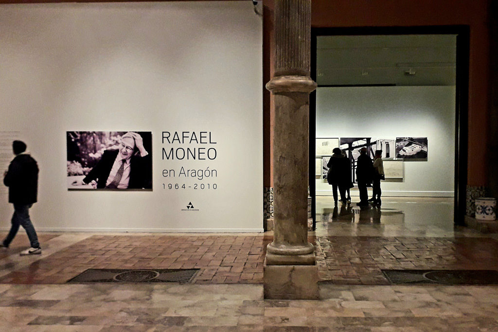 Las exposiciones de la Bauhaus y de Rafael Moneo reciben más de 35.000 visitas