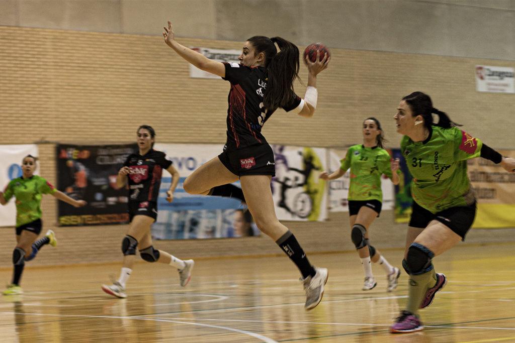 El Schär Zaragoza cierra la primera vuelta con una victoria necesaria