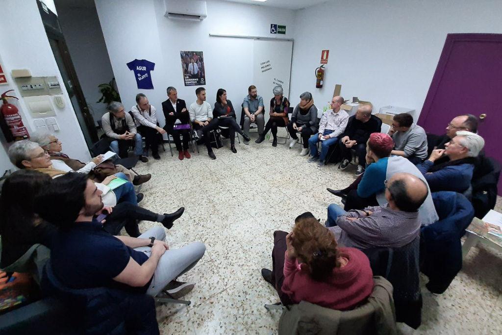 Podemos Aragón considera la problemática de las casas de apuestas un problema de salud pública