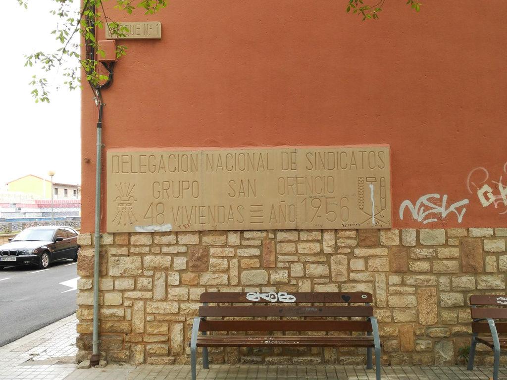 Piden al Ayuntamiento de Uesca que se cumpla la Ley de Memoria Democrática