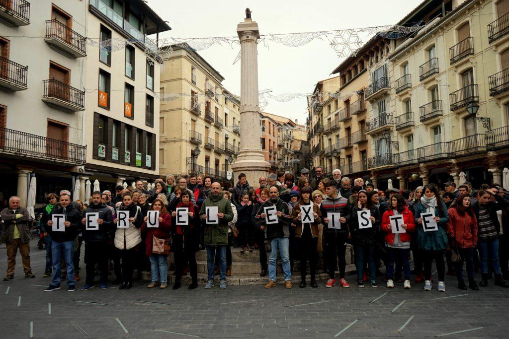 El Movimiento Ciudadano Teruel Existe celebra sus 20 años «luchando por el futuro»