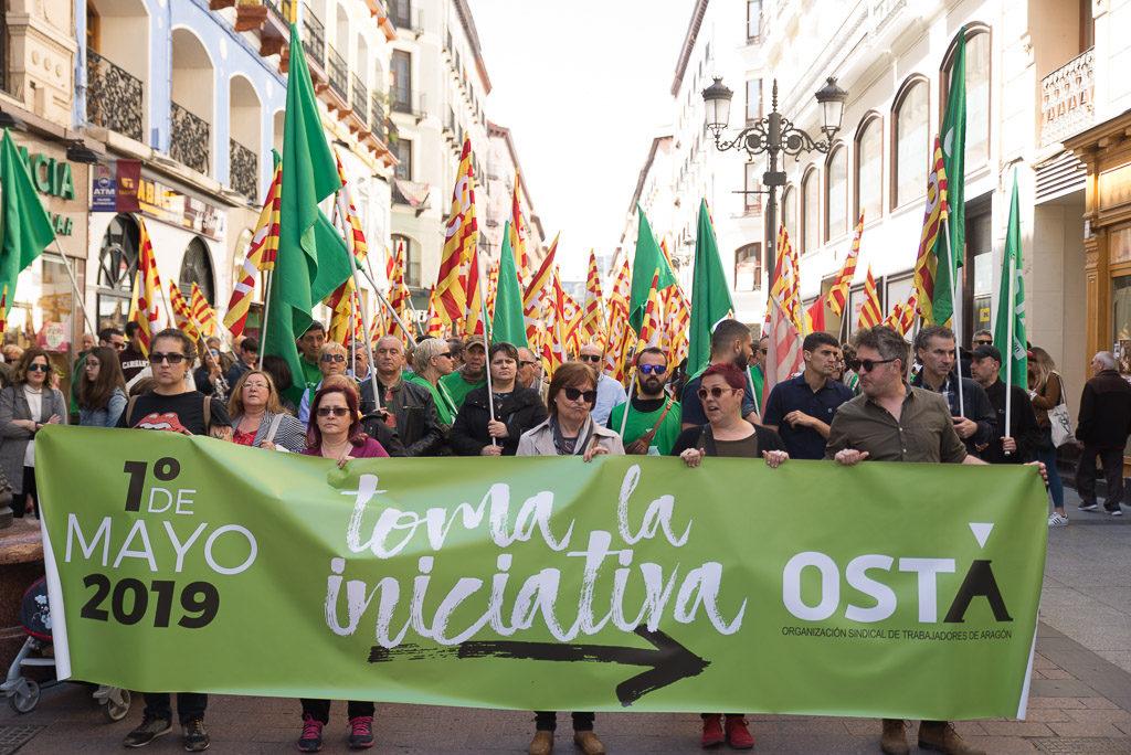 OSTA exige al Gobierno de Aragón «una posición clara y firme ante Madrid» en la defensa de «nuestros derechos»