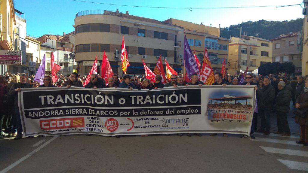 Andorra clama por su futuro: «transición o traición»