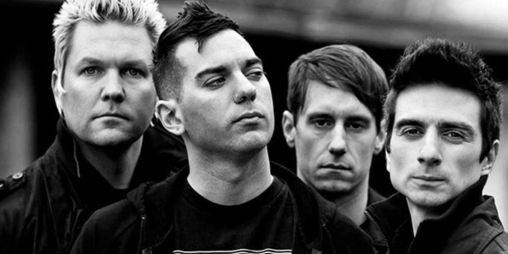 La veterana banda de punk rock, Anti-Flag, este sábado en Zaragoza