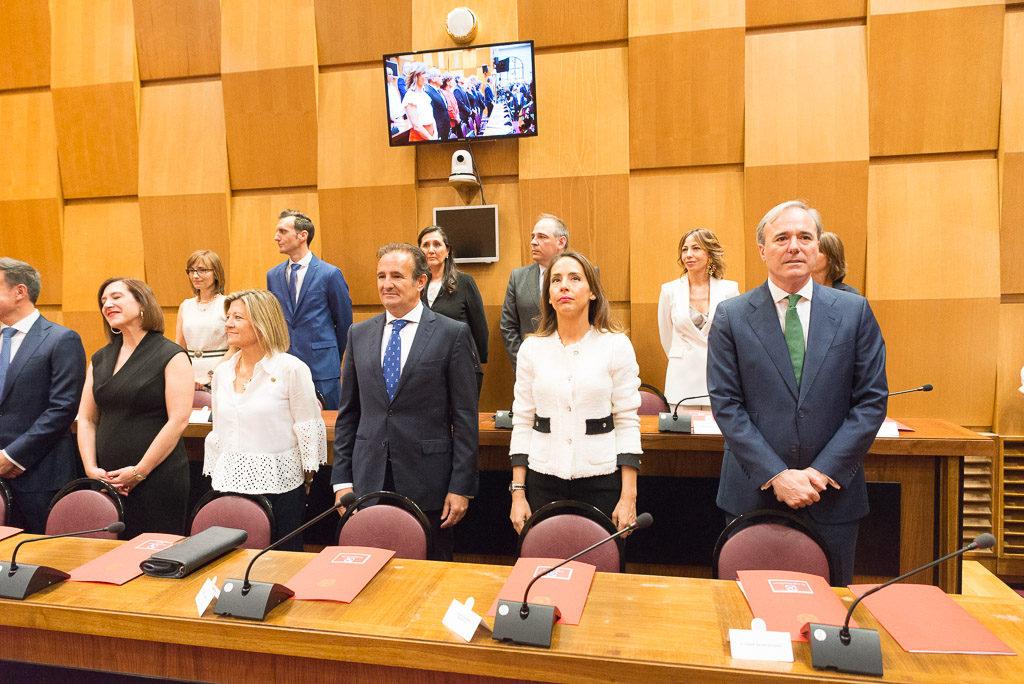 PP y Cs prefieren continuar sumisos a la ultraderecha a negociar los presupuestos con el PSOE