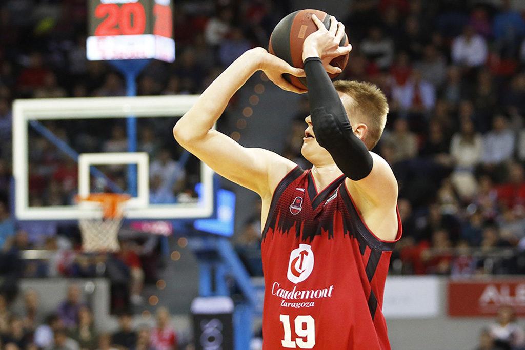 El Basket Zaragoza se enfrentará al anfitrión Unicaja en los cuartos de final de la Copa