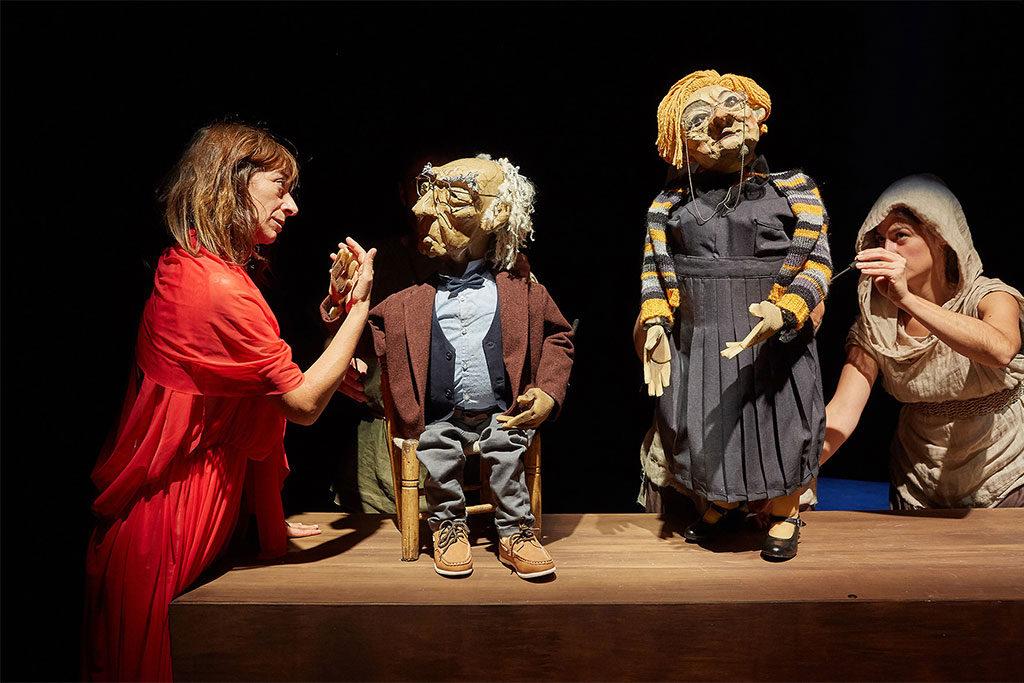Arbolé presenta 'Caín de Saramago' en el  Teatro Principal como broche a su 40 aniversario