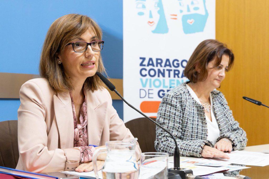 La concejala de Igualdad de Zaragoza evita reunirse con la Coordinadora de Organizaciones Feministas