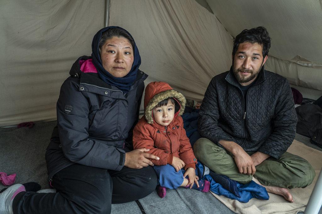 El Gobierno griego, «de forma deliberada», priva de atención médica a las y los niños refugiados de Lesbos