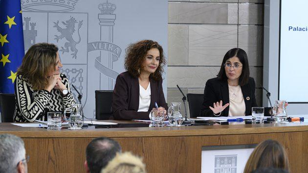 El Gobierno español declara la emergencia climática con un calendario de medidas que se adoptarán en los 100 primeros días