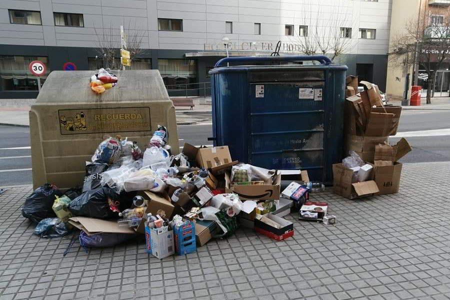 Espacio Municipalista por Teruel pedirá en el próximo pleno la municipalización de la recogida de basuras