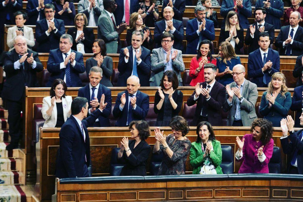 Marlaska, Robles, Celaá, Duque, Ábalos, Maroto, Planas y María Jesús Montero continuarán en el Gobierno de Sánchez en el que entra Arantxa González en Exteriores