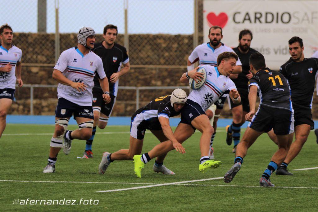 USJ Fénix juega este sábado en Zaragoza ante Poble Nou