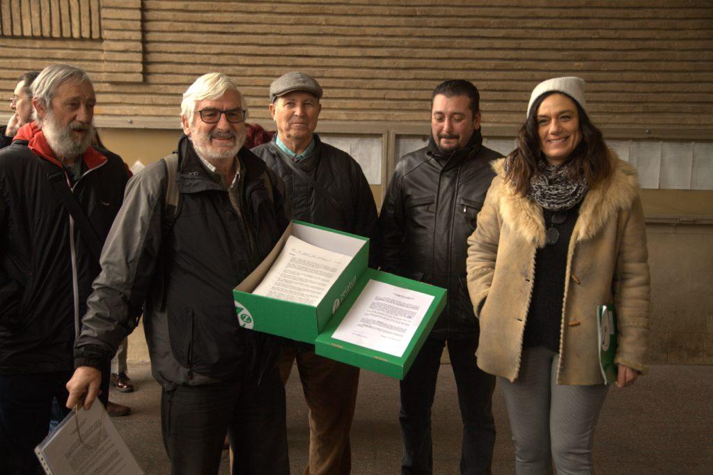 Zaragoza en Común y Podemos critican los presupuestos del Gobierno de Azcón por ser «ajenos» a la realidad zaragozana