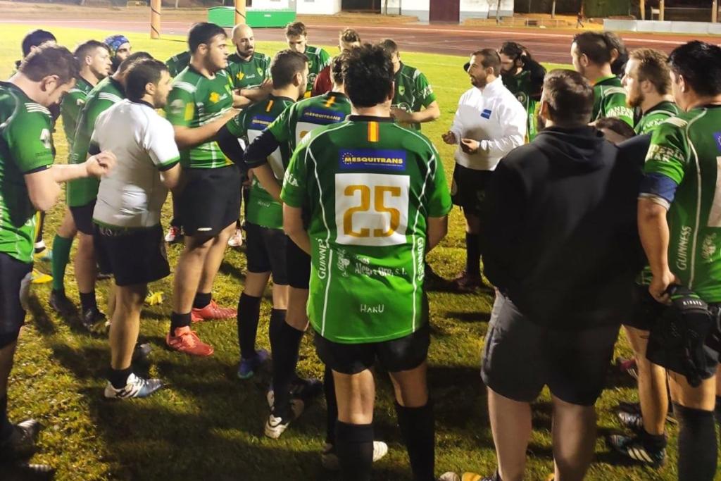 El Club de Rugby Teruel logra otra importante victoria (12 – 22) frente al Inter Alzira