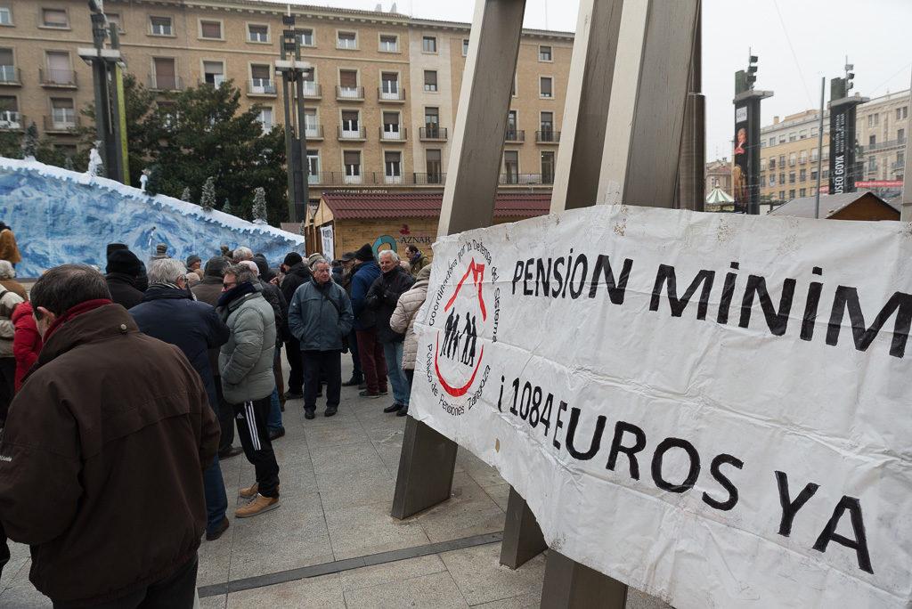 pensiones pensionistas jubilaciones