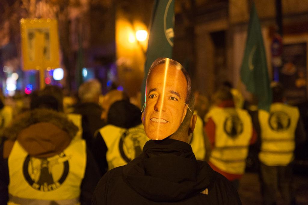 La plantilla de parques y jardines solicita una reunión urgente con Azcón para desbloquear el conflicto