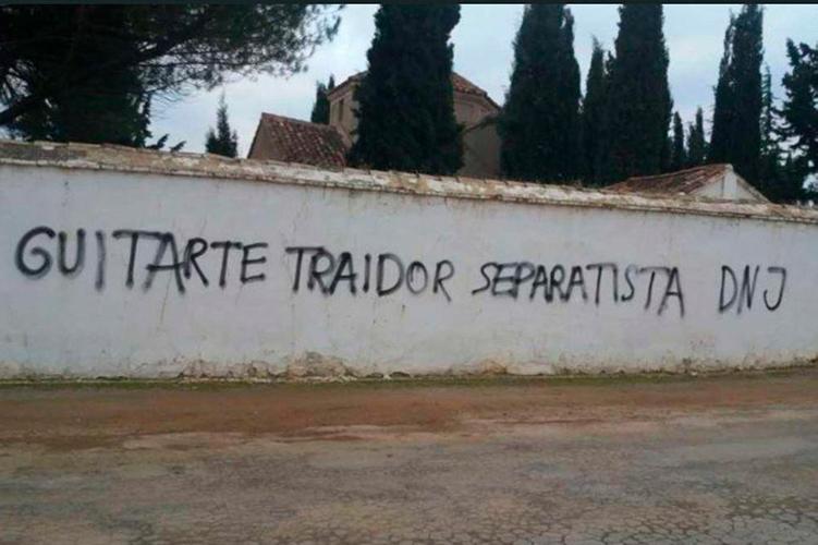 Teruel Existe pide el cese de los ataques contra Guitarte y el sur de Aragón
