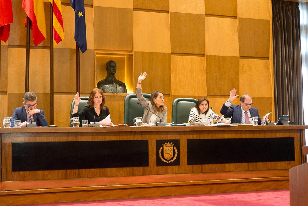 Presupuestos: el trifachito firma la sentencia contra las más vulnerables de Zaragoza