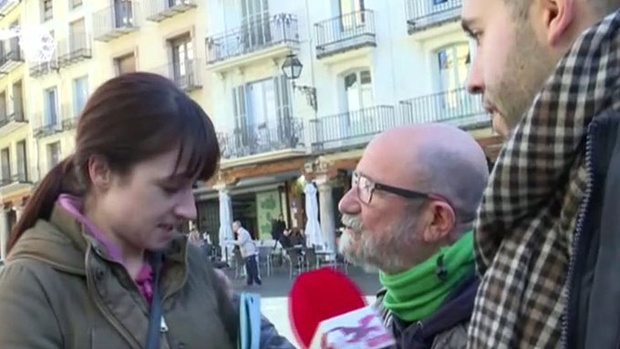 «Si hay que fusilarte lo haremos», la amenaza de una ultraderechista de Vox a un integrante de Teruel Existe