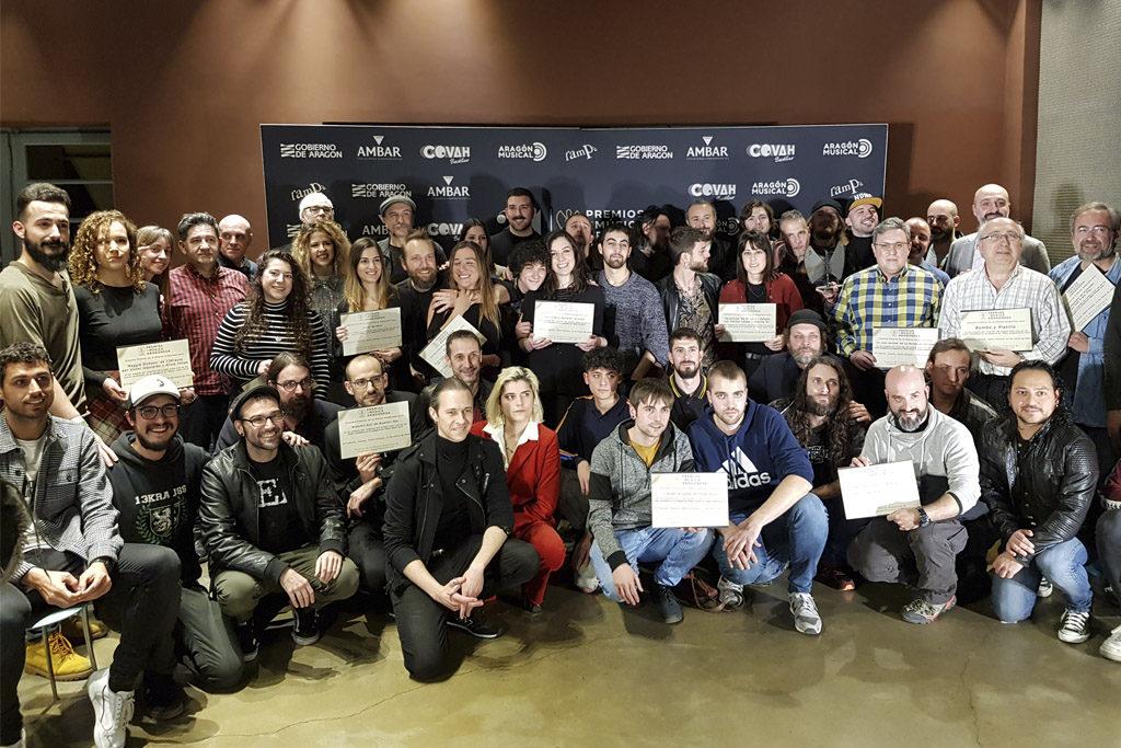 Kase.O, Kiev Cuando Nieva y Erin Memento copan las nominaciones a los Premios de la Música Aragonesa